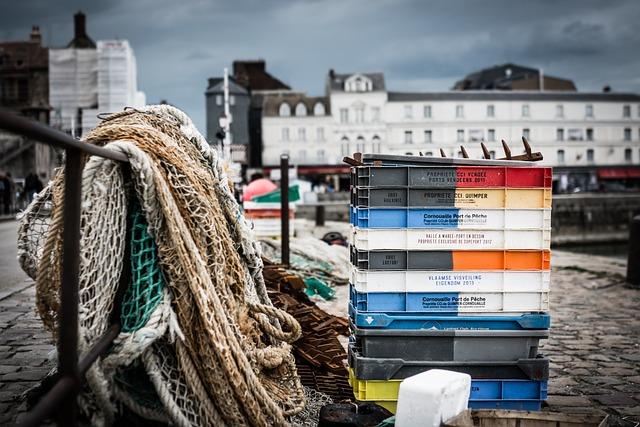 Honfleur, Normandy, Normandie, Coast, Beach, Harbor