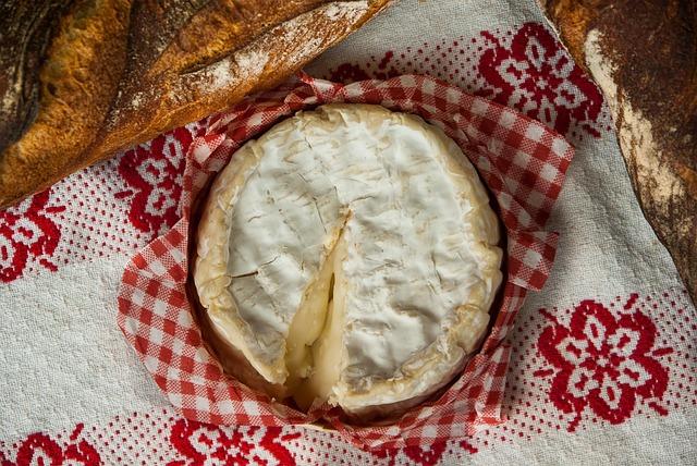 Normandy, Camembert, Cheese, Milk