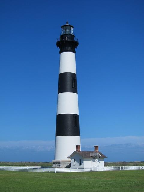 Lighthouse, Bodie Island, North Carolina, Tourism