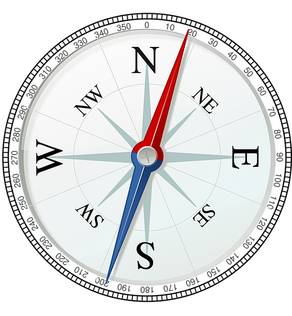 Compass, Direction, Navigation, Travel, North