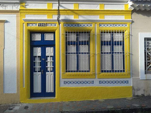 Olinda, Brazil, Northeast, Pernambuco, Huh, Old