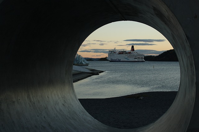 Norway, Oslo, Fjord, Ferry, Maritim