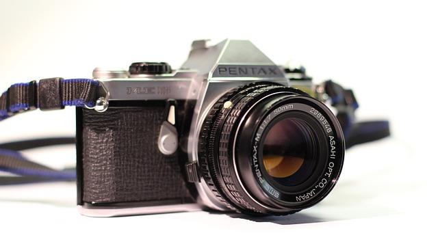 Camera, Old, Retro, Fujifilm, Photo, Nostalgia, Analog