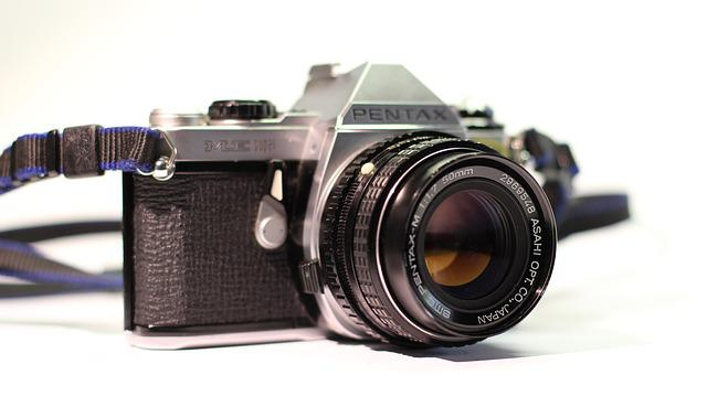 Camera, Old, Retro, Fujifilm, Photo, Nostalgia, Analog