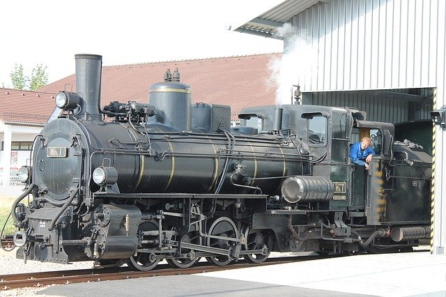 Blackjack, Locomotive, Nostalgia, Historically, Loco
