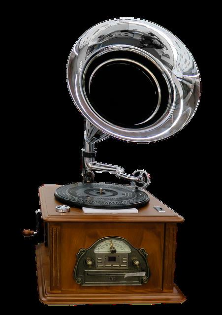 Nostalgia, Gramophone, Record, Music, Playback Device