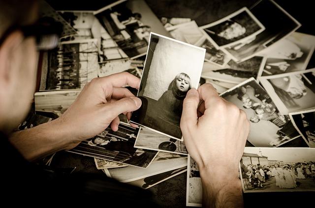 Photo, Photographer, Old, Photos, Memory, Nostalgia