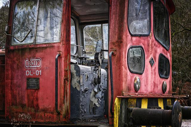 Loco, Switcher, Train, Nostalgia, Railway