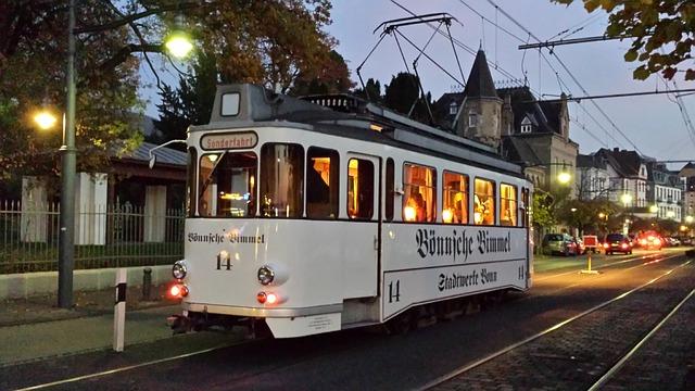 Tram, Nostalgic, Transport