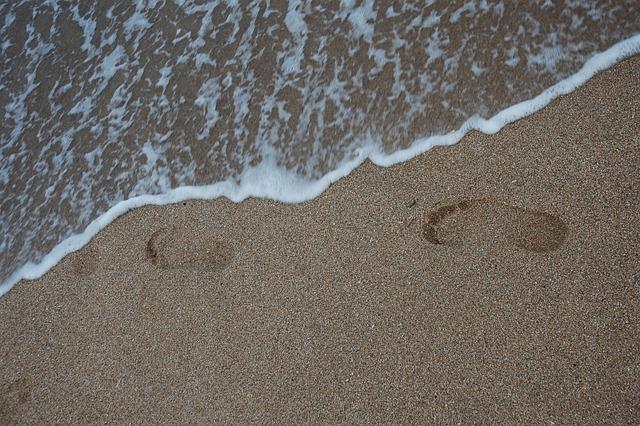 Beach, Sand, Not, Sea, Busan, Sandy Beach