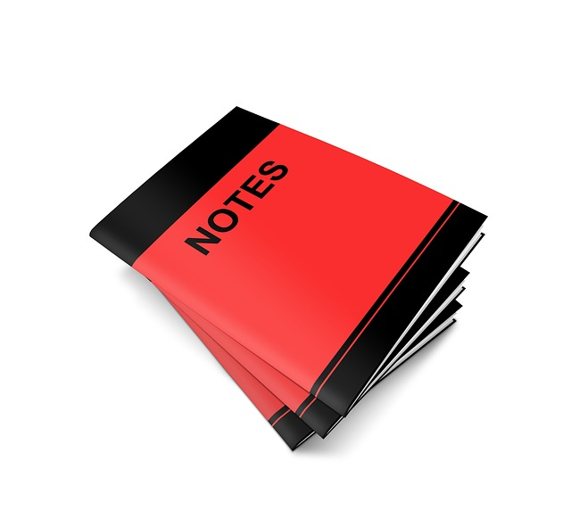 Notes, Book, Paper, Note, Education, Notebook, Page
