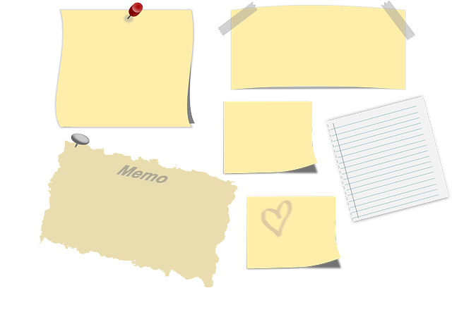 Memo, Sticky Note, Post-it, Note, Paper, Poster