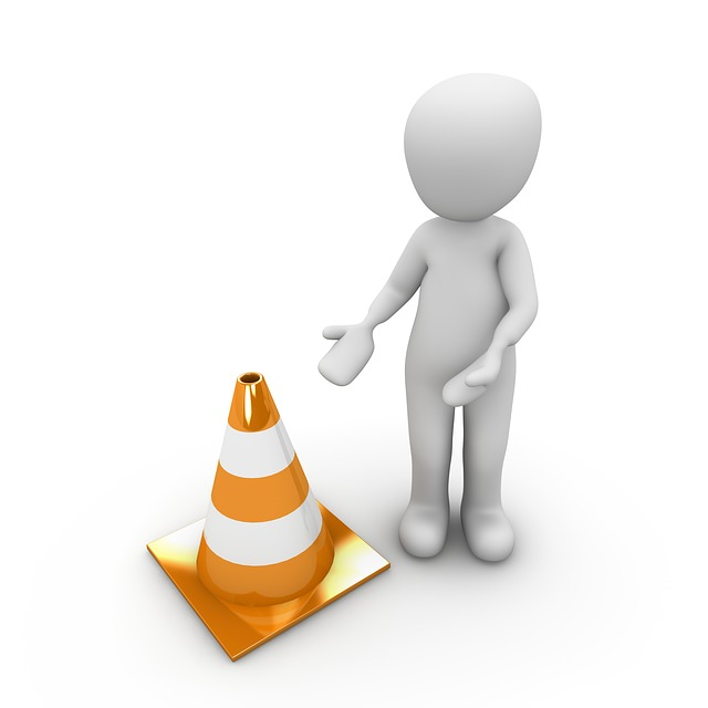 Traffic Cone, Attention, Caution, Site, Warning, Note