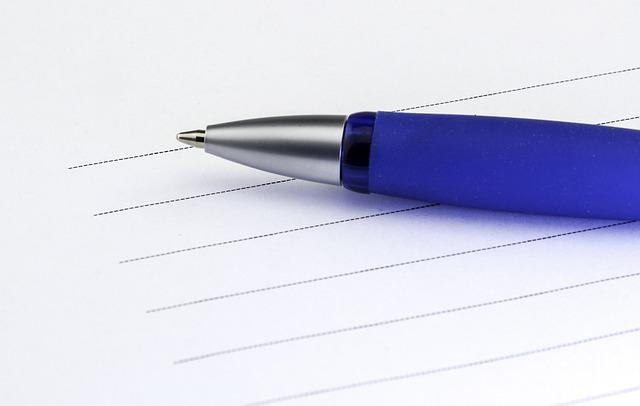 Leave, Paper, Pen, Notes