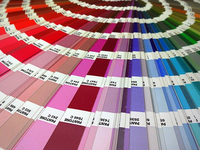 Nuance, Swatches, Pantone, Color