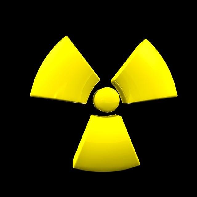 Atom, Nuclear Power, Symbol, Proton, Nuclear Fission