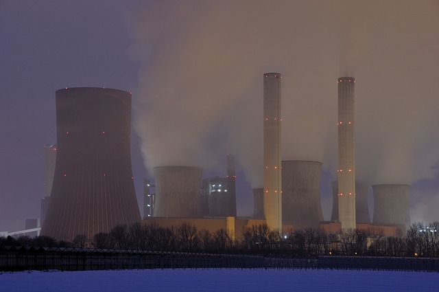 Coal Fired Power Plant, Nuclear Power Plant