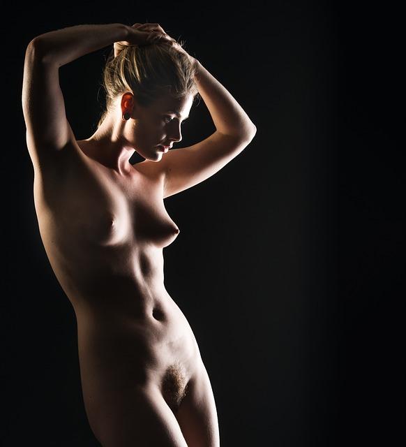 Model, Artemis Fauna, Sexy, Torso, Erotic, Nude, Woman