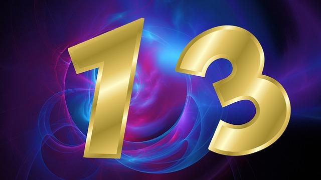Number, Superstition, Misfortune, Friday, House Number
