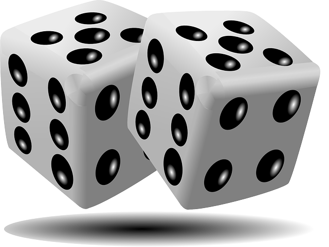 Dices, Game, Gambling, Cubes, Numbers, Luck, Random