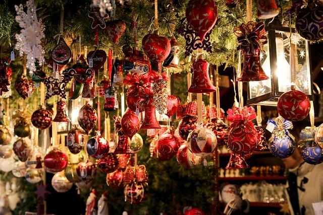 Christmas Market, Nuremberg, Christmas Buden, Christmas