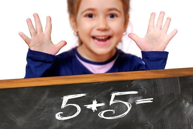 Learn, School, Nursery School, Kindergarten, Girl