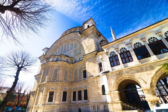 Cami, Nuruosmaniye, Istanbul, Islam, Turkey, Worship