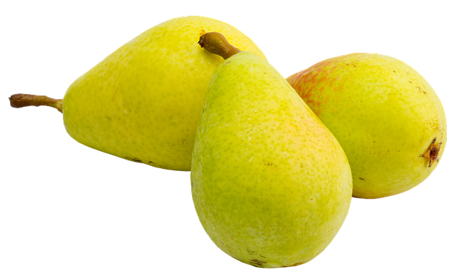 Pears, Fruit, Background, Bless You, Nutrient, Isolated