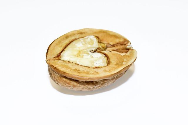 Nut, Walnut, Nuts, Fruit Bowl, Brown, Food, Shell