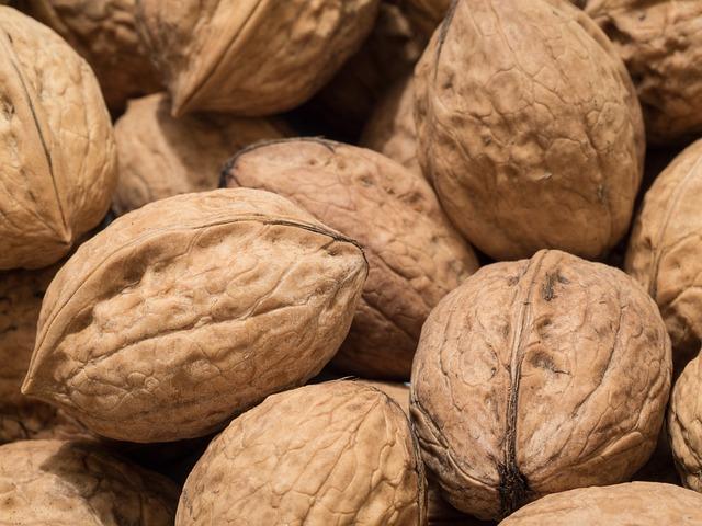 Walnut, Nut, Food, Vegetarian, Eat, Nuts, Christmas