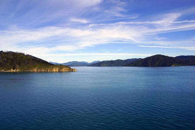 New Zealand, Nature, Blue, Sky, Nz, South Island