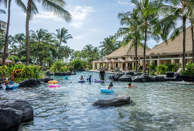 Hawaii, Oahu, Ko Olina, Marriott, Resort, Travel