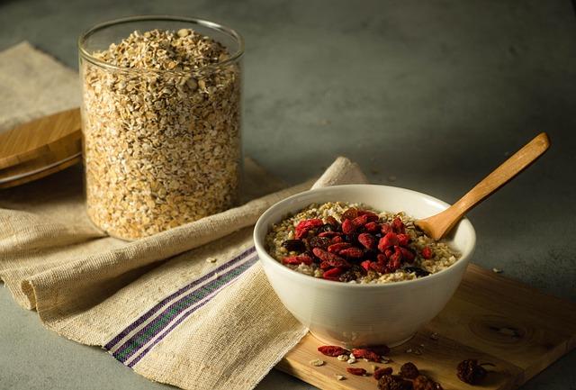 Oatmeal, Oat, Porridge, Healthy, Food, Cooking