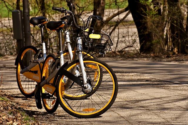 City Bike, Obike Munich, Bicycle, Rental Bike, Rent