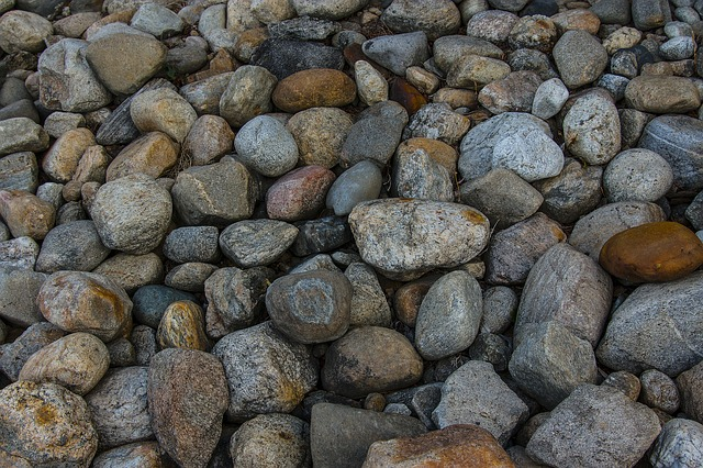 Rocks, Stones, Natural, Heavy, Obstacle, Color, Outdoor