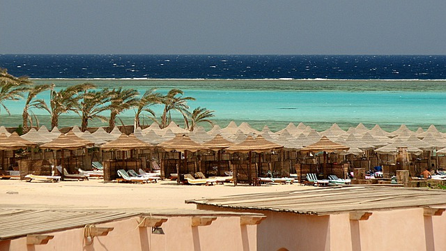 Egypt, Marsa Alam, Reef, Ocean, Sea, Beach, Seascape
