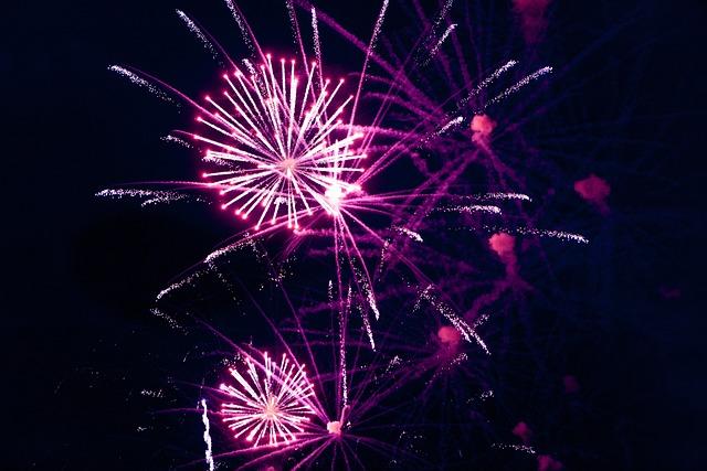 Fireworks, Volvo, Ocean, Race, Galway
