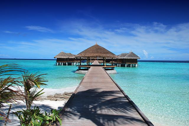 Maldives, Beach, Holiday, Ocean, Nature, Sand, Water