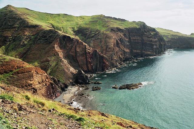 Madeira, East Coast, Landscape, Ocean, Wild