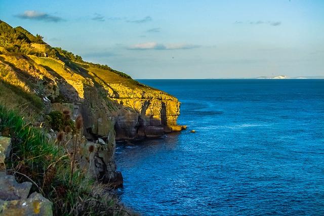 Dorset, Reefs, Ocean