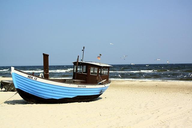 Sea, Waters, Beach, Sand, Ocean