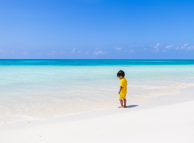Sand, Tropical, Water, Beach, Travel, Ocean, Sea, Sky