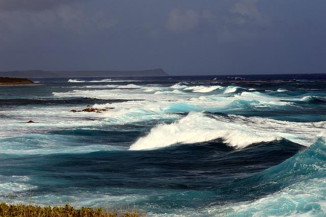 Storm, Ocean, Wave, Atlantic, Scum