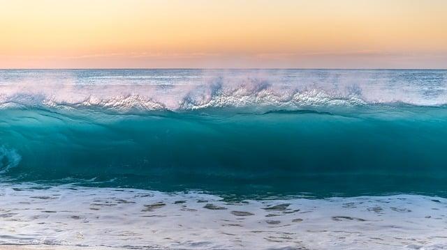Beach, Sea, Water, Ocean, Wave, Landscape, Nature