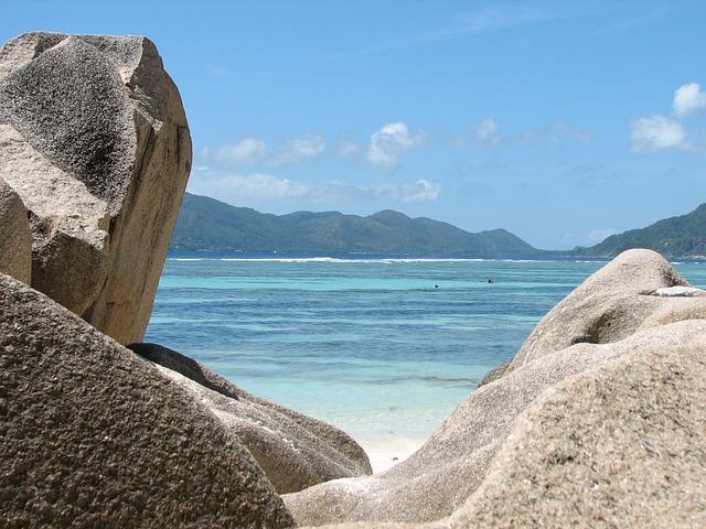 Seychelles, Ocean, Bay