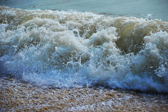 Sea, Wave, Ocean, Water, Blue, Surf, Beach, Summer
