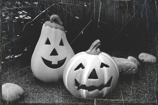 Halloween, October, Autumn, Pumpkin, Fash, Decoration