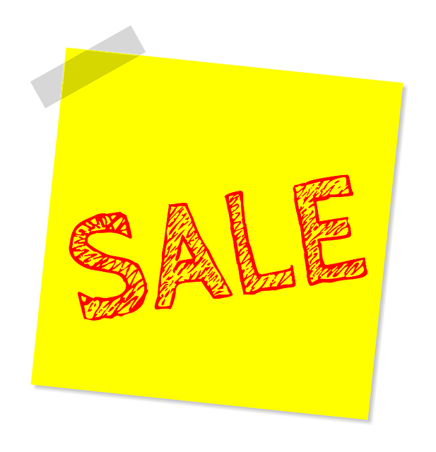 Sale, Discount, Offer, Promotional, Shopping, Marketing