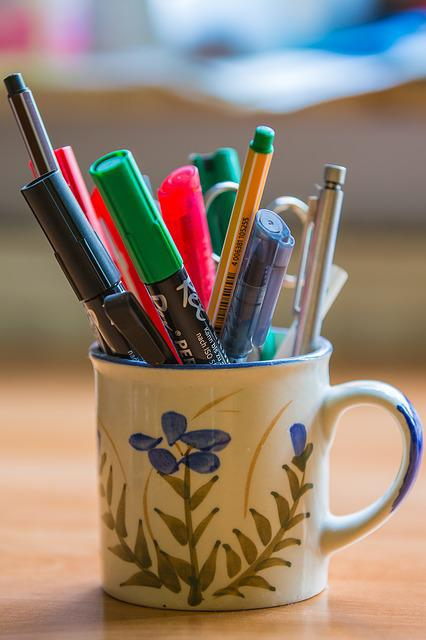 Office, Leave, Writing Tool, Office Accessories