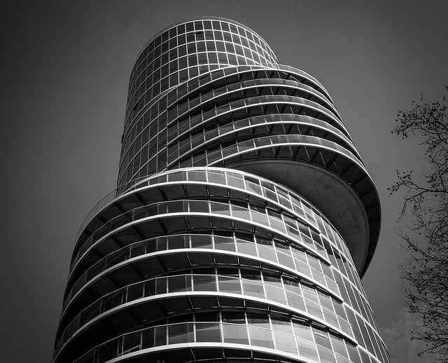 Architecture, Tower, Office Building, Building